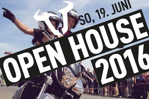 SW-MOTECH Open House am 19. Juni 2016