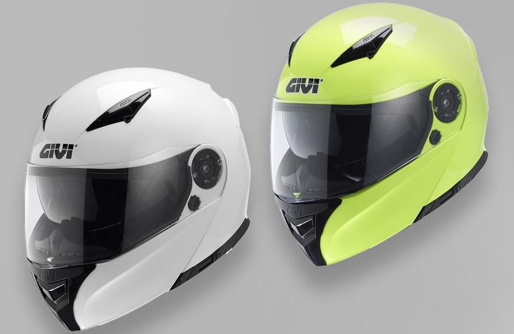 Der neue GIVI Helm X.16 VOYAGER