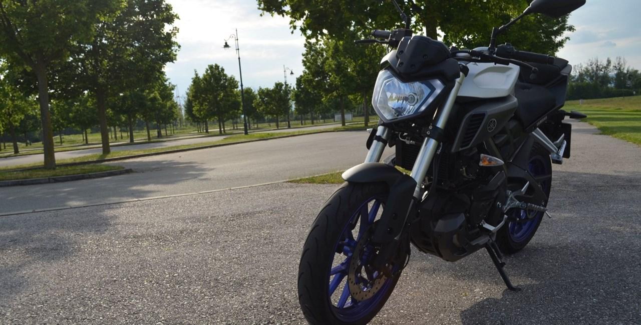 Yamaha MT-125 Test