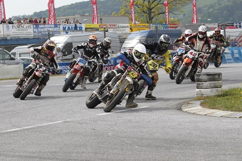 Supermoto ÖM 2016 - 2. Lauf am Red Bull Ring in Spielberg