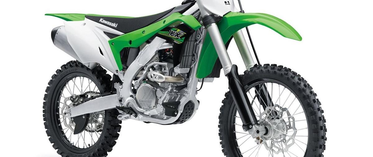 Kawasaki präsentiert die sehnlichst erwartete KX250F für 2017
