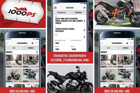 Gebrauchtmotorrad App