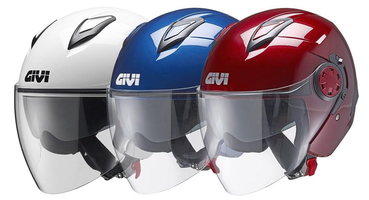 Der neue 12.3 Stratos Jet Helm von GIVI