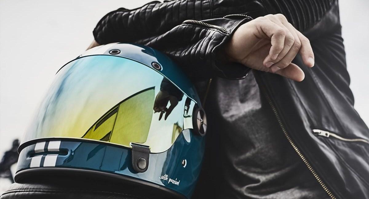 Start-up helmade mit Revolution beim Helmdesign