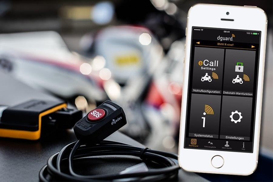 Dguard e-Call System