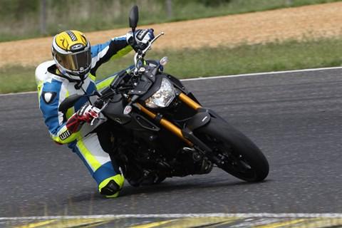 Yamaha MT-09 Pannoniaring 2016