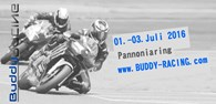 Buddy-Racing am Pann