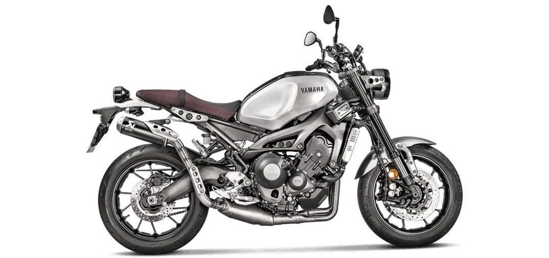 Akrapovič Racing Line Titan für Yamaha XSR