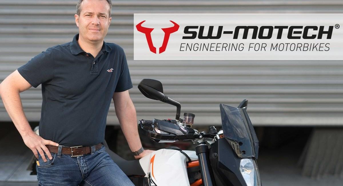Thorsten Wagner übernimmt Vertrieb bei SW-MOTECH