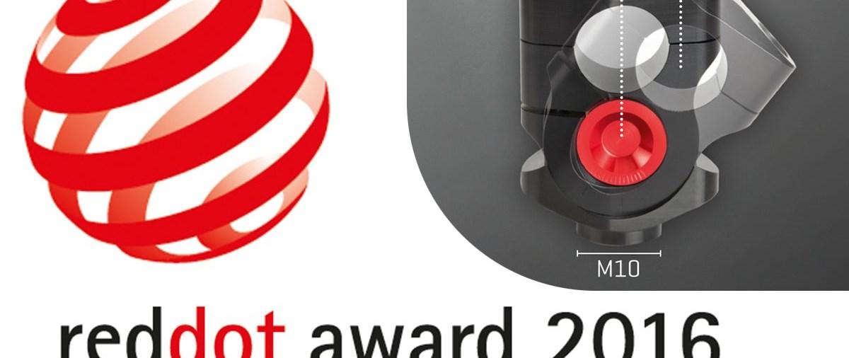 Abm Siegt Im Red Dot Award Product Design 2016 Motorrad News