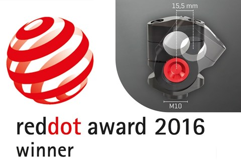 ABM siegt im Red Dot Award: Product Design 2016