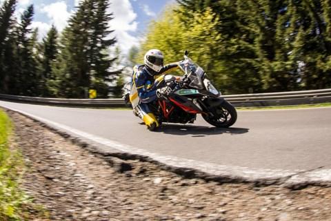 Motorrad-Quartett: KTM 1290 Super Duke GT Test