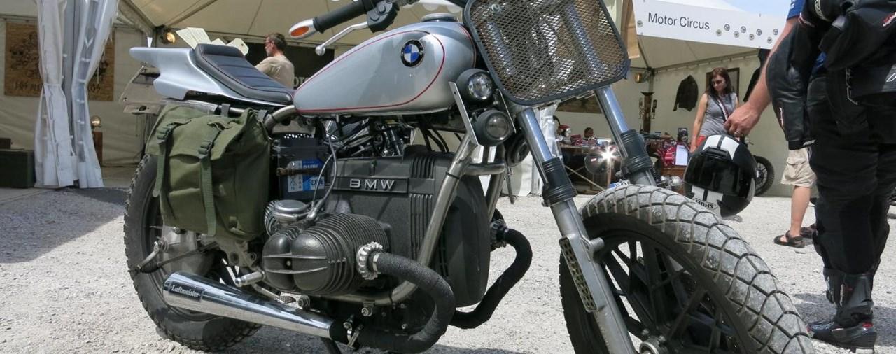 BMW Motorrad Days von 01. bis  03. Juli 2016