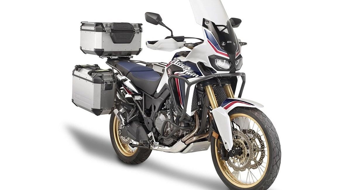 GIVI Zubehör für Honda Africa Twin 2016