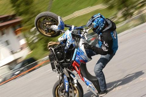 Zweites Motorrad-Gipfeltreffen in Ischgl