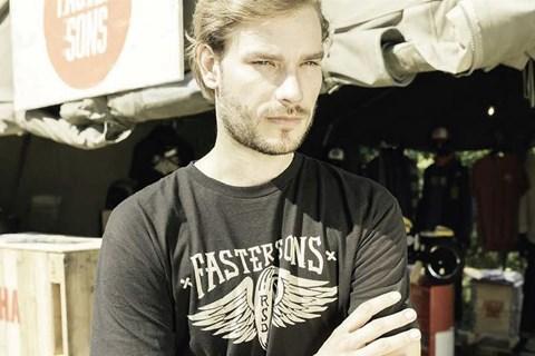 Roland Sands stellt Faster Sons-Bekleidungskollektion vor