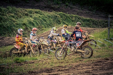 Young Fighterz Camp powered by KTM und Husqvarna 2016