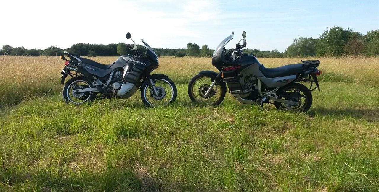 One dream two bikes 4 live