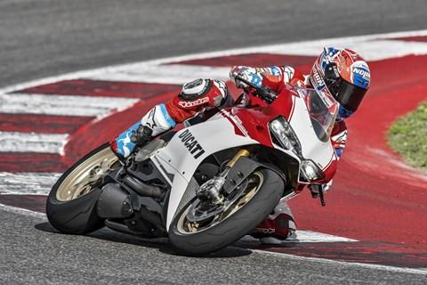 Ducati 1299 Panigale S Anniversario 2017