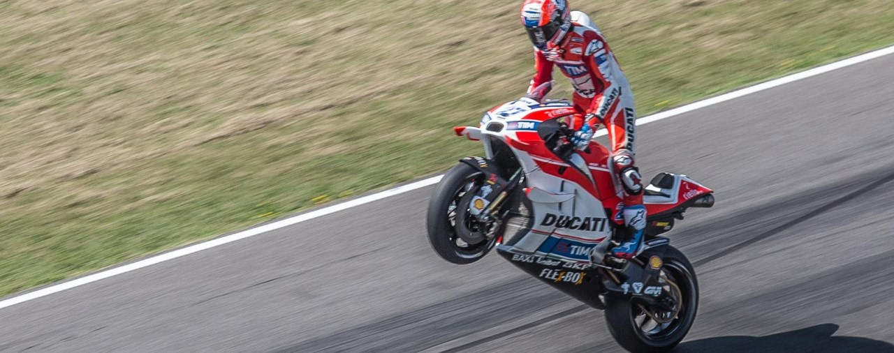 World Ducati Week WDW 2016