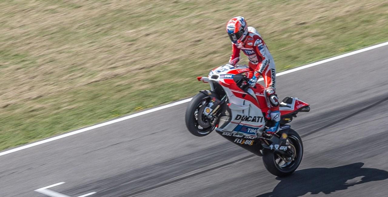 World Ducati Week WDW 2016