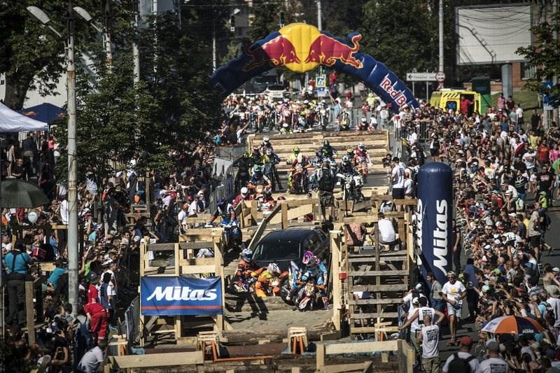 Red Bull Romaniacs 2016 Prolog - Die Ergebnisse