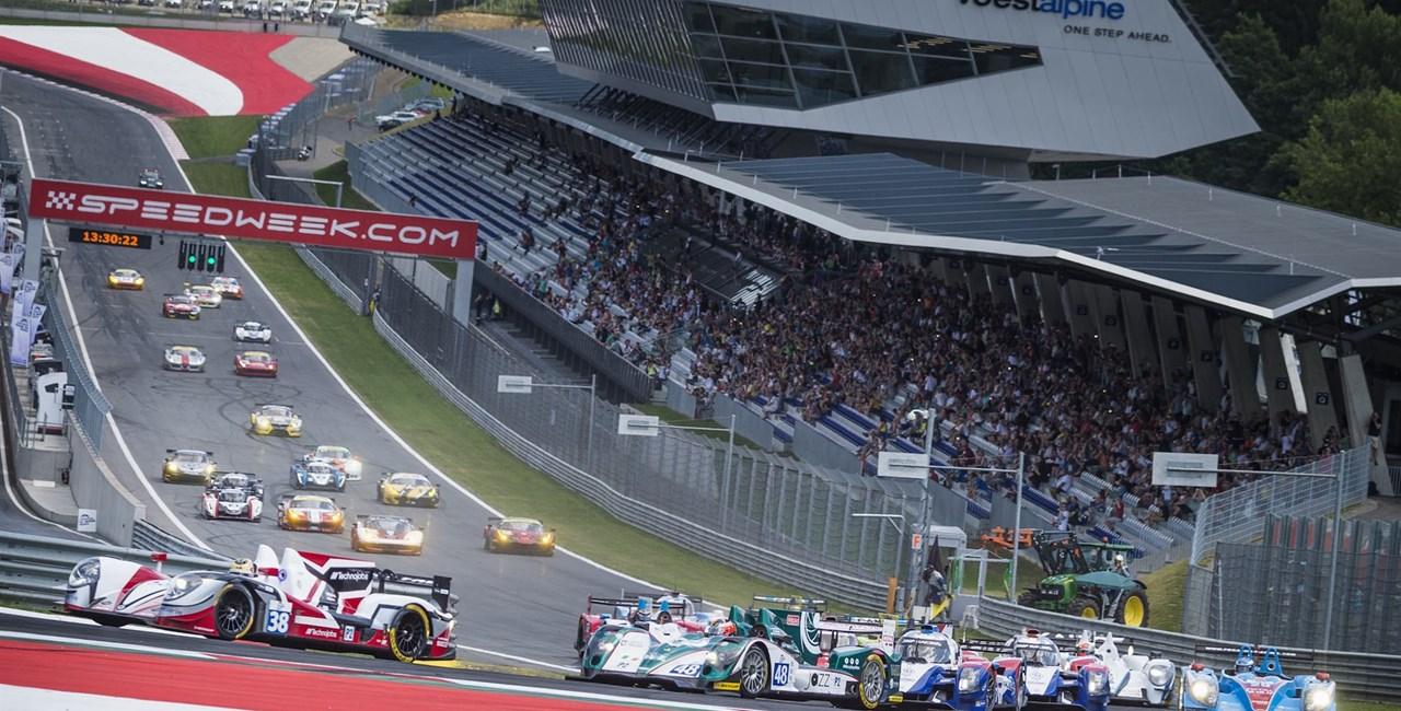European Le Mans Series 2016 von 15.-17. Juli am Red Bull Ring