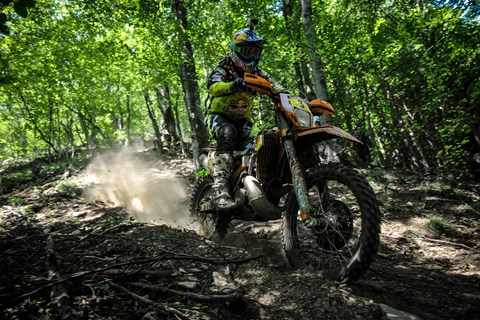 Red Bull Romaniacs 2016 Offroad-Renntag 2