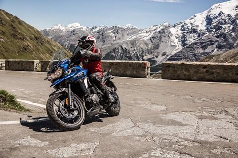 Grossenduros in den Alpen - Highbike Testcenter Ischgl 2016