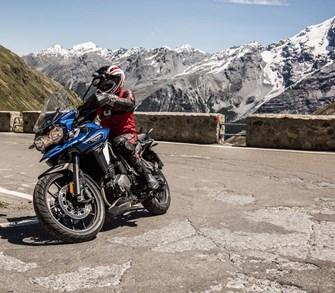 Aprilia Capo | BMW GS | Ducati Multi | KTM Adv | Triumph Tiger Ex