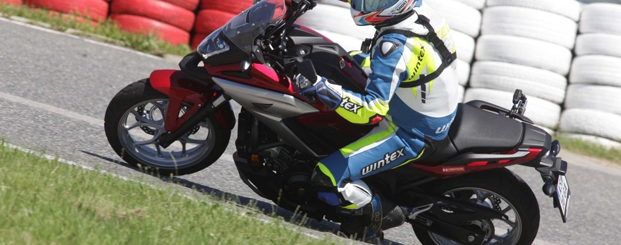 Big-Enduro Melken 2016: Honda NC750X DCT