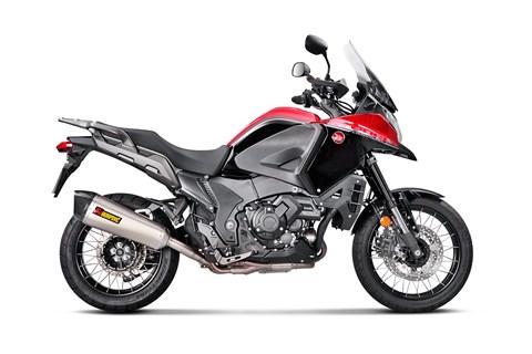 Akrapovič für die Honda VFR 1200X Crosstourer
