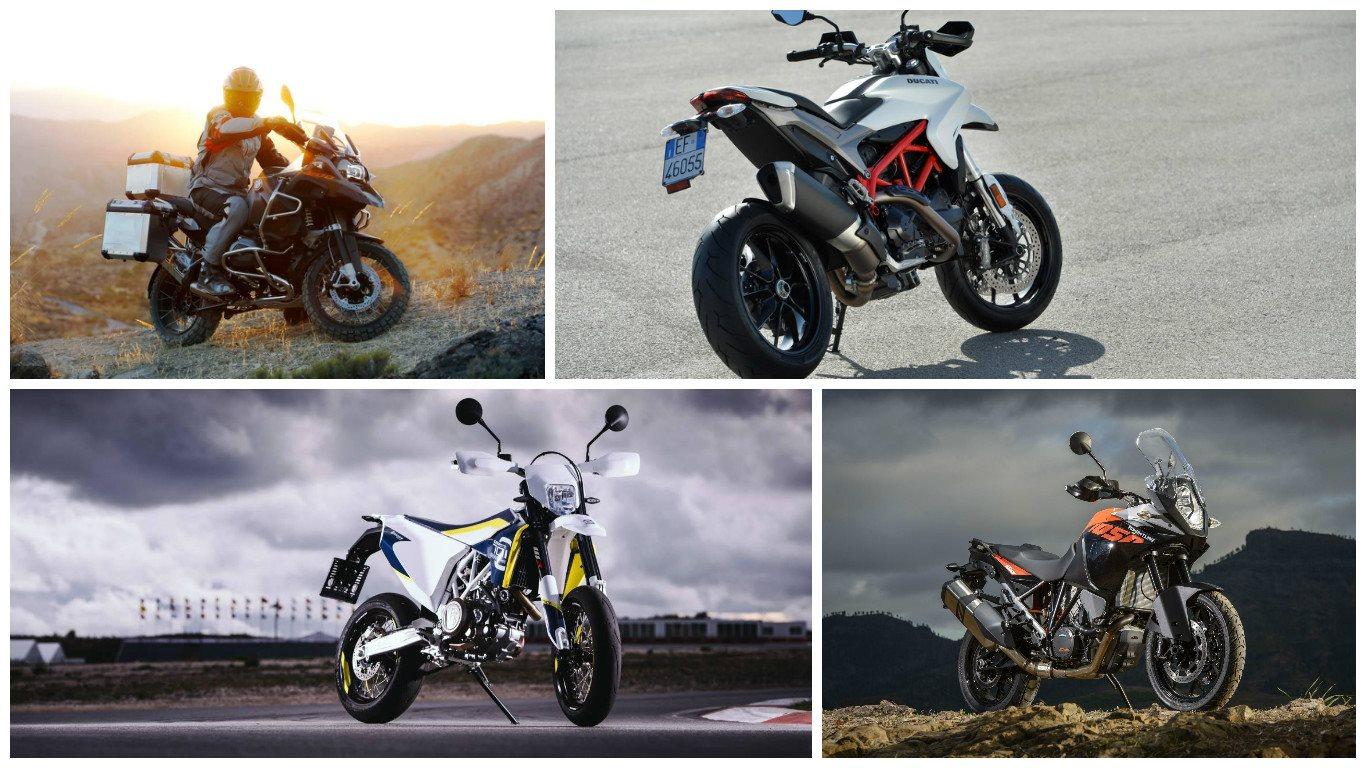 Die Top Motorräder Für Große Leute Motorrad News