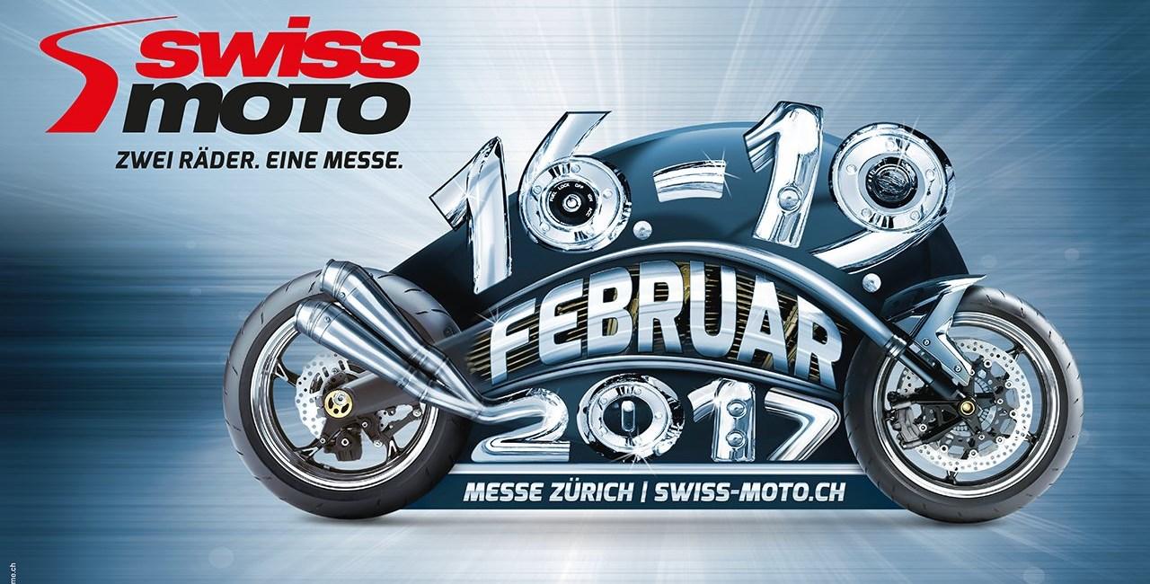 SWISS MOTO 2017 in neuem Glanz