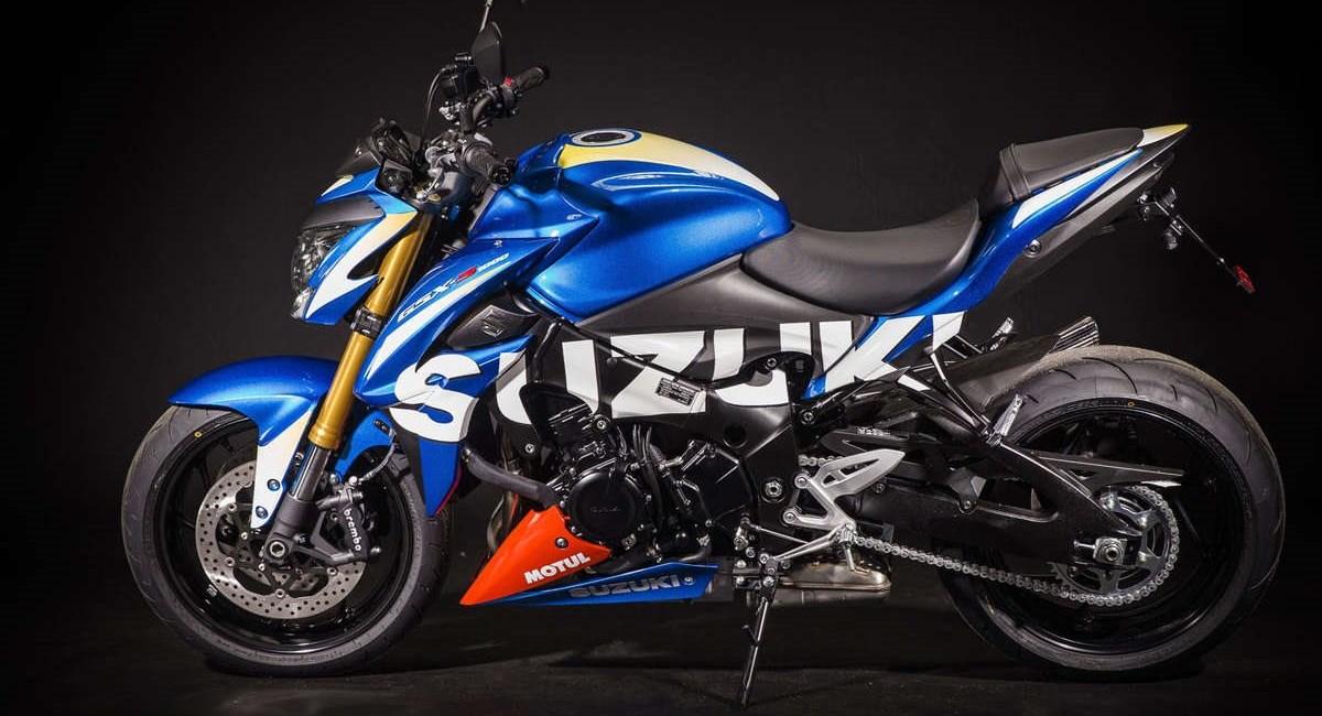 Suzuki GSX-S 1000 MotoGP Edition 2016