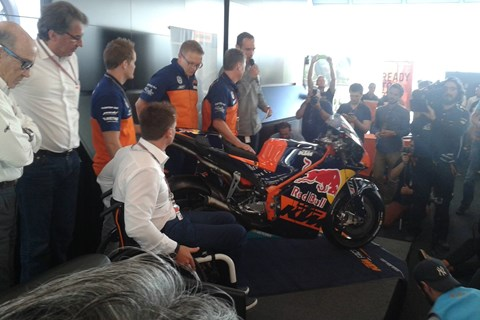 Serienableger der KTM RC16 wird kommen!