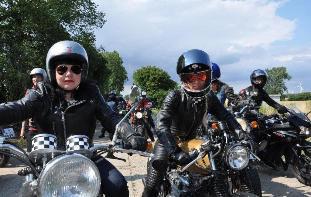 Ladies only - Power-Party Petrolettes in Berlin 2016