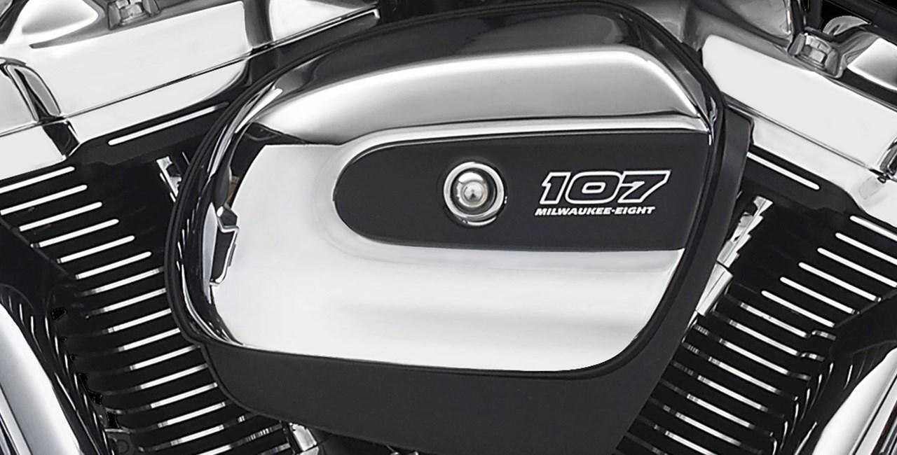Harley Davidson Motoren 2017