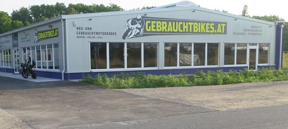 Gebrauchtbikes.at neuer Store!
