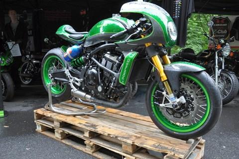 Kawasaki Vulcan S THE UNDERDOG