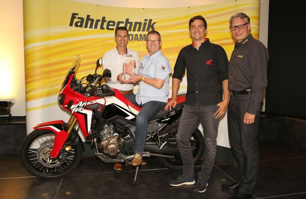 Österreichs sicherster Motorradfahrer