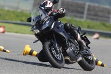 Big-Enduro Melken 2016: Kawasaki Versys 650 Test Bericht Video