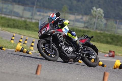 Big-Enduro Melken 2016: Suzuki V-Strom 650 ABS