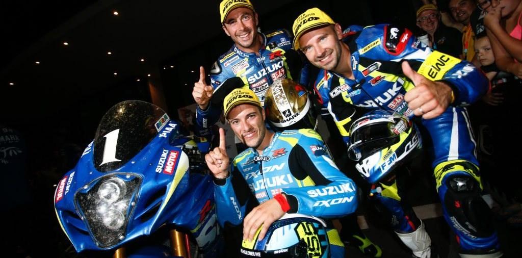 Erneut Endurance-WM-Titel für Dunlop