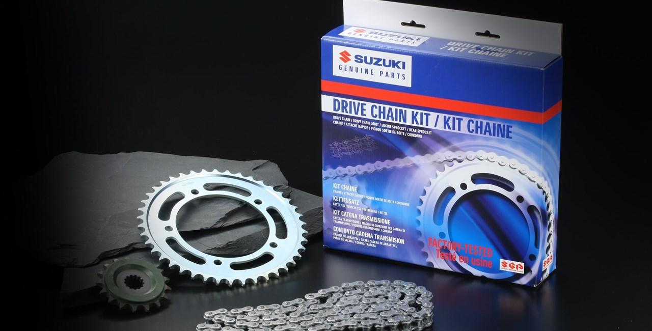 Original Suzuki Kettensatz-Aktion