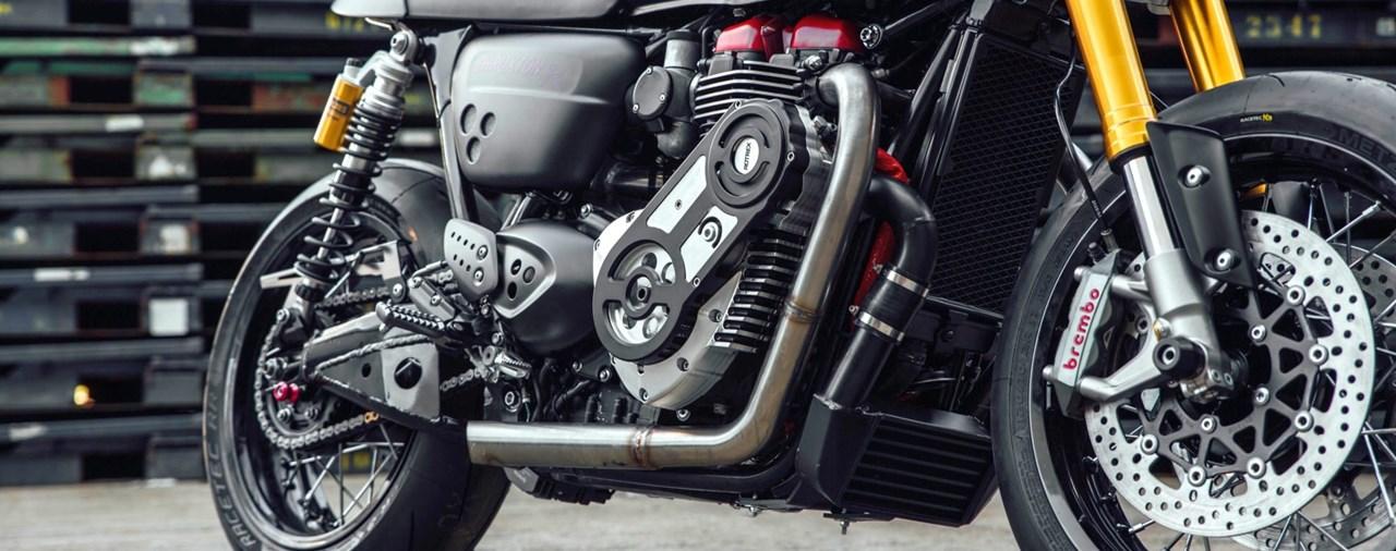 Triumph Thruxton R Kompressor