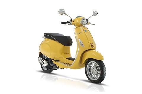 Die neuen Vespa Primavera und Sprint 125 EURO 4 Modelle sind da!