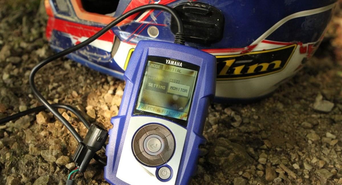 Yamaha WR 250F Dauertestupdate 2