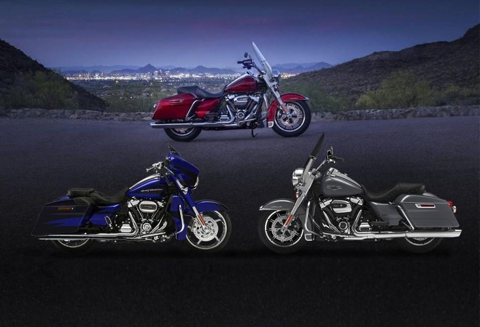 Harley-Davidson Preisliste 2017 Österreich