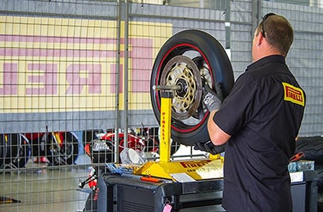 Bike Promotion bei den Pirelli SBK Track Days am Lausitzring